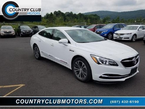 2019 buick lacrosse essence for sale oneonta ny 3 6l v6 for Country club motors oneonta ny